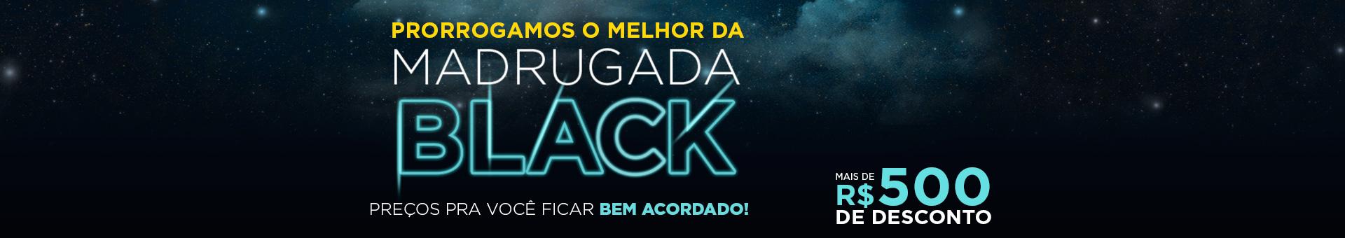 Madrugada Black