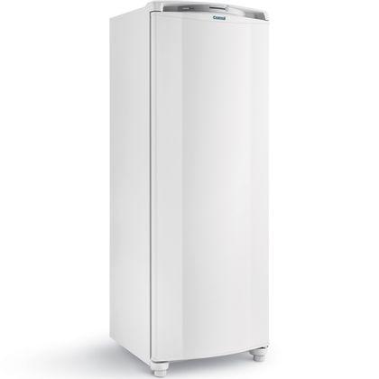 Geladeira Consul Frost Free 342 litros Branca com Gavetão Hortifruti Outlet CRB39AB 220V
