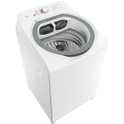 Máquina de Lavar Brastemp 12kg com Superfiltro e Enxágue Antiarlégico Outlet BWH12AB 220V