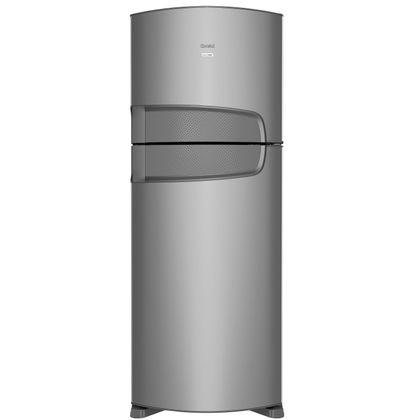 Geladeira Consul Frost Free Duplex 441 litros Inox com Filtro Bem Estar CRM54BK 220V