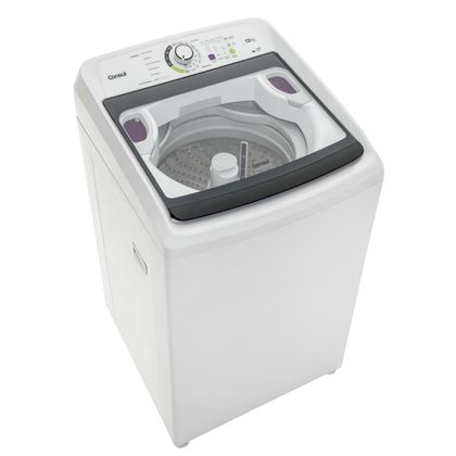 Máquina de Lavar Consul 12kg com função Reutilizar Água CWS12AB 220V