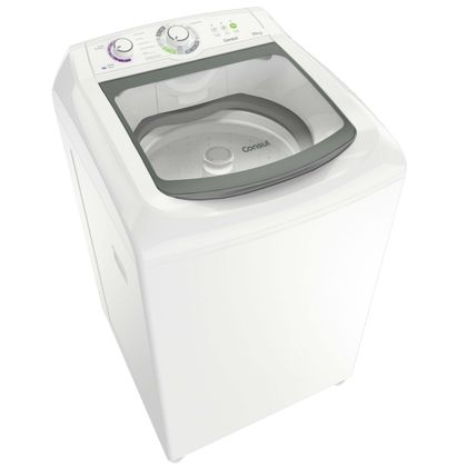 Máquina de Lavar Consul 11kg com Ciclo Econômico CWS11AB 220V