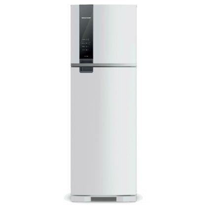 Geladeira Brastemp Frost Free Duplex 400 litros Branca com Espaço Adapt BRM53HB 220V