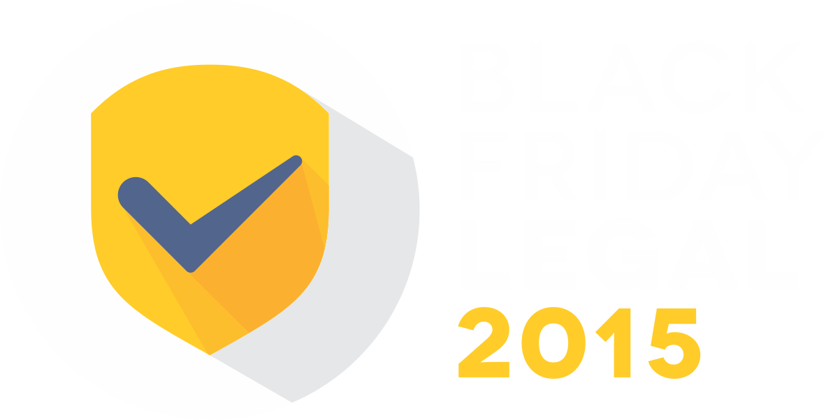 Black Friday Legal 2015