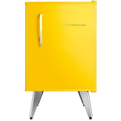 Frigobar Brastemp Retrô 76 Litros Amarelo - Outlet - Bra08by Out 110V