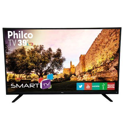 """TV Philco Led 39"""" PH39U20DSGW Bivolt"""