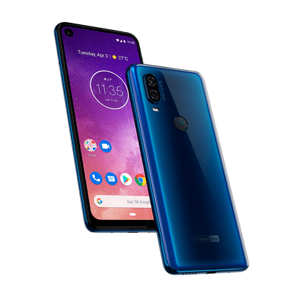 Smartphone Motorola One Vision, 128GB, 4G, Dual Chip, Android 9.0,...