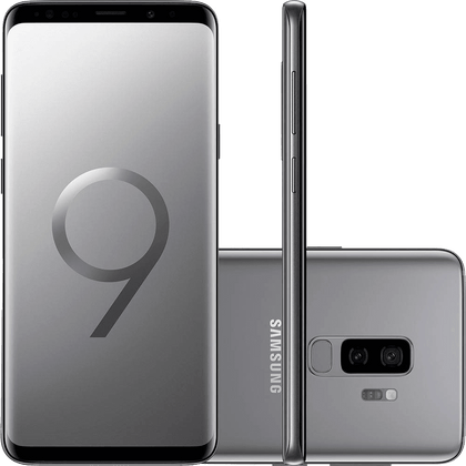 Smartphone Samsung Galaxy S9+ Dual Chip Android Octa-CoreTela 6.2