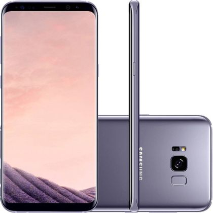 Smartphone Samsung Galaxy S8+ Dual Chip Android 7.0 Tela 6,2