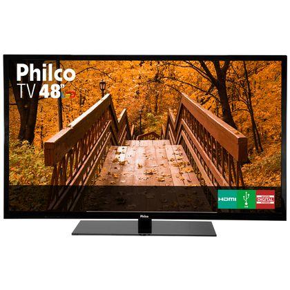 """Tv 48"""" Led Philco Full Hd - Ph48s61dg"""
