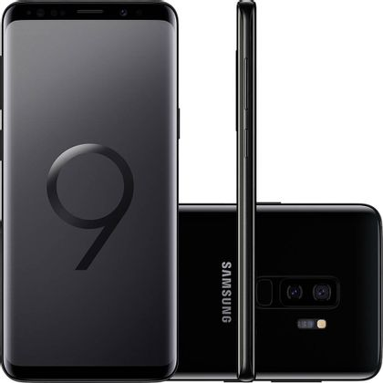 Smartphone Samsung Galaxy S9+ Dual Chip Android Octa-Core Tela 6.2