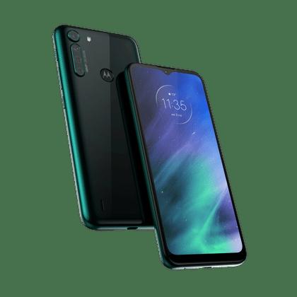 Smartphone Motorola One Fusion Verde Esmeralda 128Gb